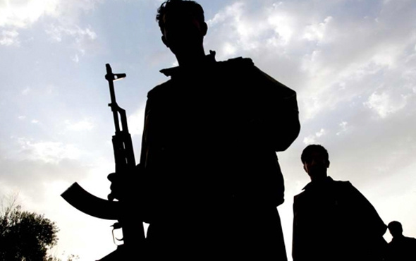 Sınırda PKK'ya darbe! MİT ortaya çıkardı