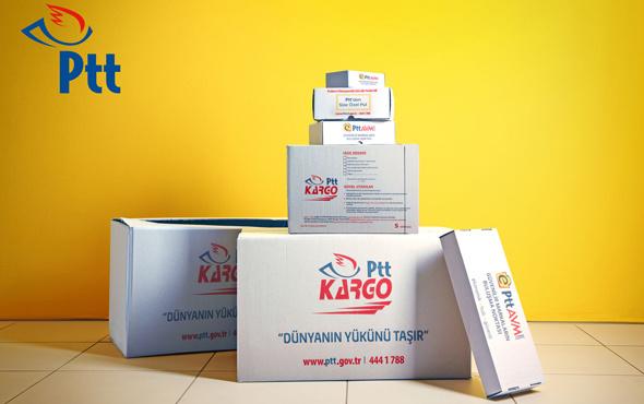 PTT'den hacı adaylarına kargo hizmeti
