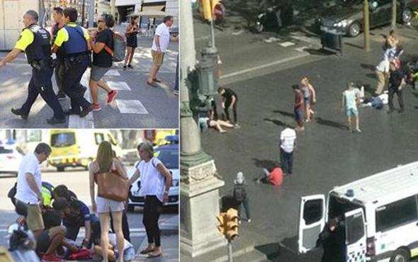 Terör saldırısıyla sarsılan İspanya'da ikinci şok!