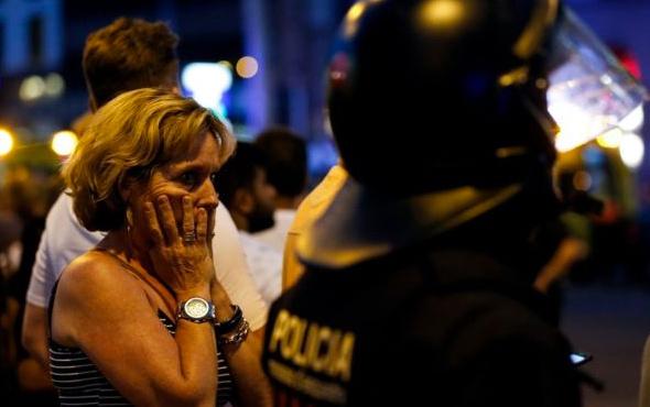 CIA 2 ay önce Barcelona'yı saldırı olacak diye uyarmış!