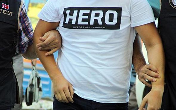 Hero tişörtü ile yakalanmıştı şoke eden gerçek ortaya çıktı