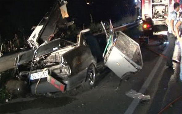Beykoz'da korkunç kaza! Ölü, yaralı ve kayıp...