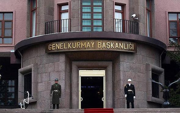 TSK'da son dakika 7 general ve amiral istifa etti