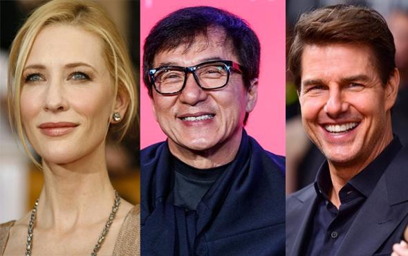 İşte dünyanın en çok kazanan sinema oyuncuları