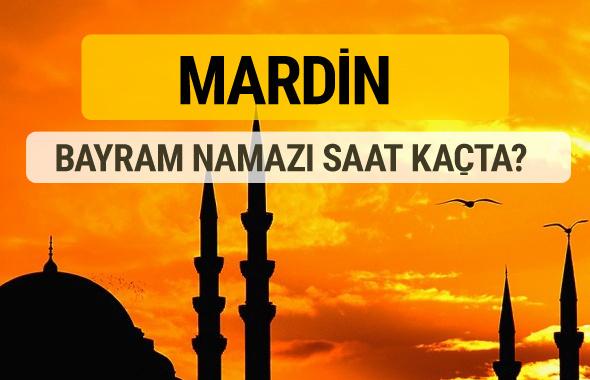 Mardin Kurban bayramı namazı saati - 2017