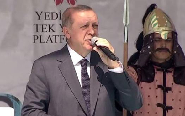 Erdoğan müjdeyi verdi Malazgirt bambaşka bir yer olacak!
