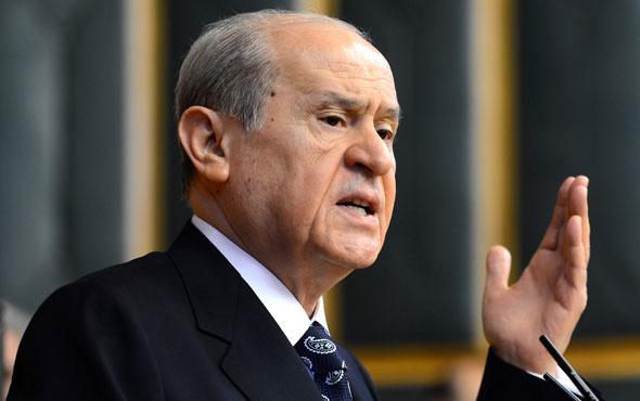 Bahçeli: Referandum Kürdistan'ın inşası için ön çalışmadır