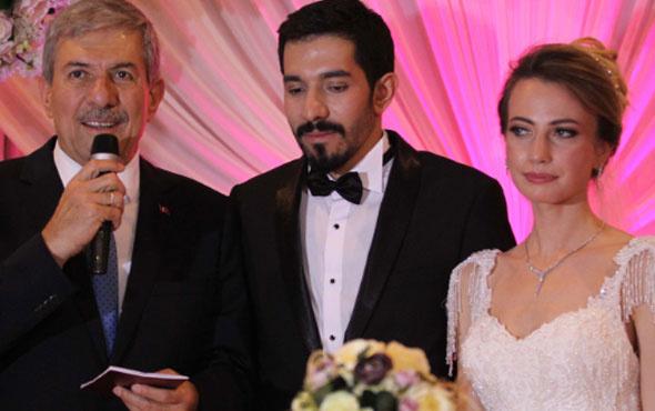 Sağlık Bakanı Demircan nikah şahidi oldu