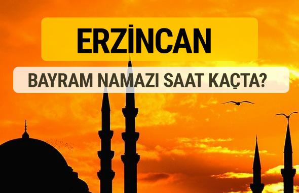 Erzincan Kurban bayramı namazı saati - 2017