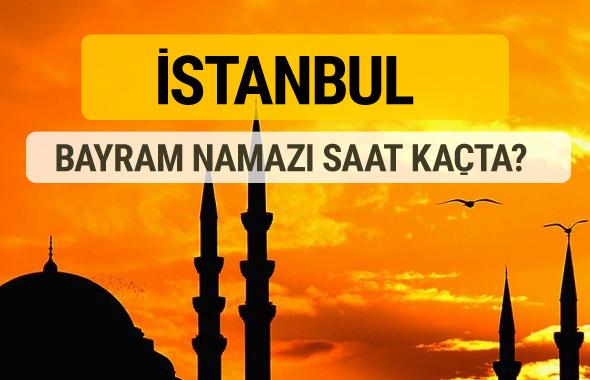 İstabul Kurban bayramı namazı saati - 2017