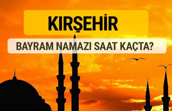 Kırşehir Kurban bayramı namazı saati - 2017