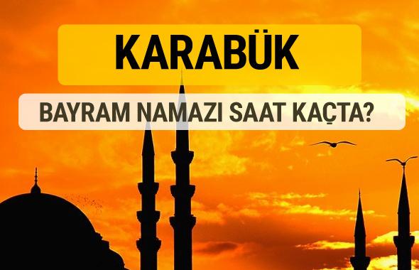 Karabük Kurban bayramı namazı saati - 2017