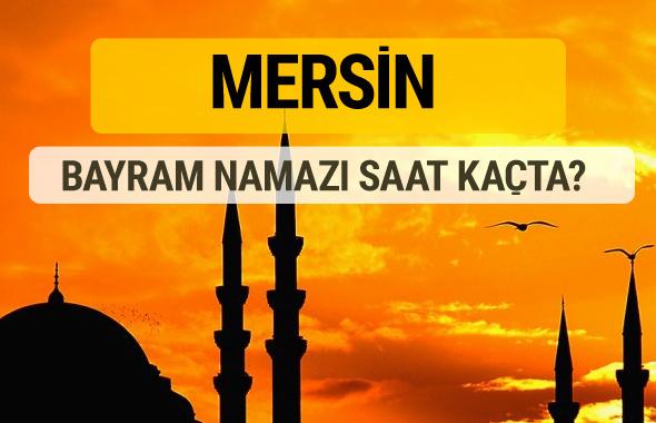 Mersin Kurban bayramı namazı saati - 2017