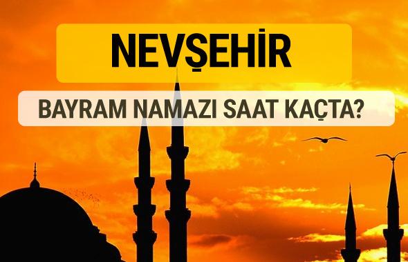 Nevşehir Kurban bayramı namazı saati - 2017