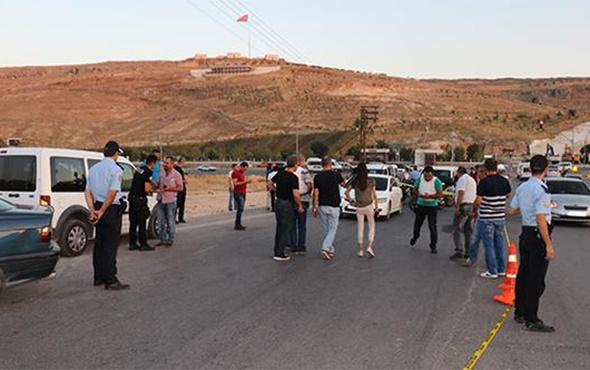 Gaziantep'te polise saldırı: Çatışma çıktı!