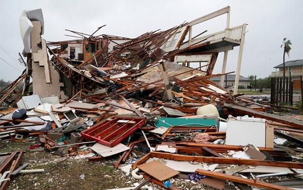 Harvey Kasırgası'nın ABD'ye maliyeti: 100 milyar dolar!