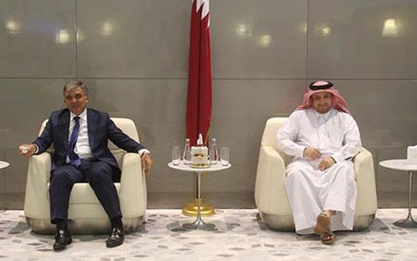 Abdullah Gül'den sürpriz Katar ziyareti