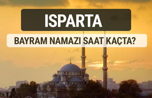 Isparta bayram namazı saat kaçta 2017 ezan vakti