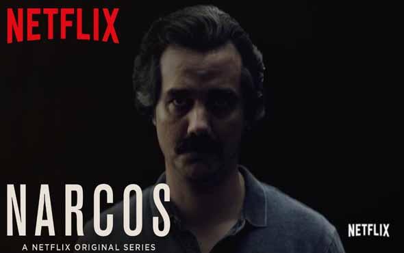 Merakla beklenen Narcos'un 3. sezonuna ait yeni fragman geldi!