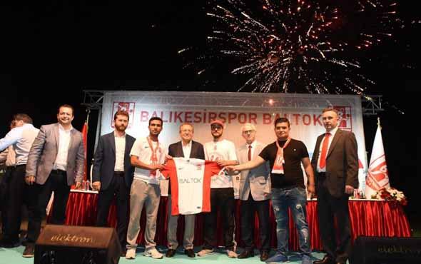 Başkan Uğur: Balıkesir ve Balıkesirspor'u marka yapacağız