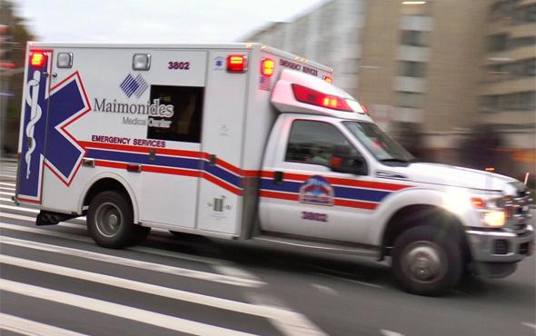 ABD'de şüpheli paket alarmı: 10 kişi etkilendi