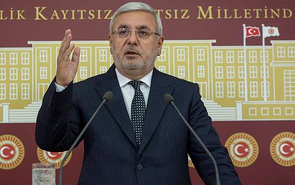 AK Partili Metiner'den Ayhan Oğan'ın çılgın iddiasına tepki