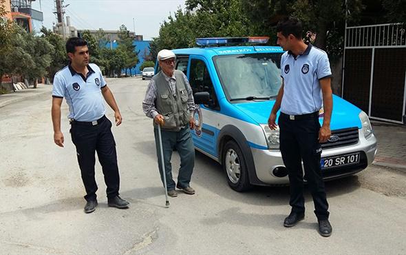 Aydın'da kaybolan alzheimer hastası Denizli'de bulundu!