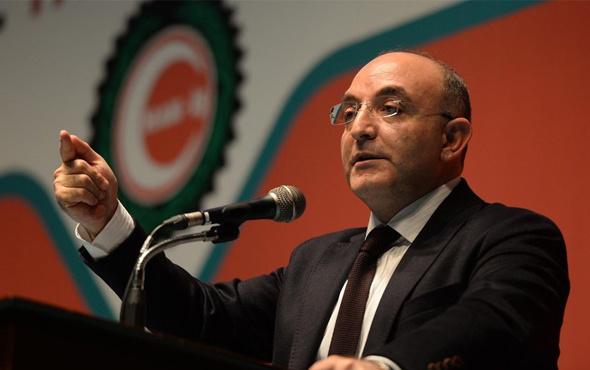 'Yeni devlet' çıkışı AK Parti'li Ayhan Oğan'ın ilk icraatı değilmiş
