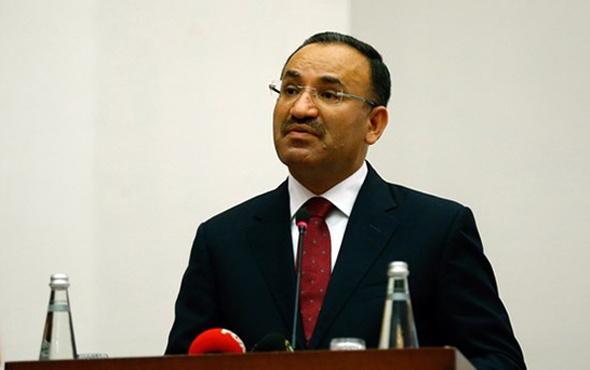 Bozdağ'dan 'Yeni bir devlet kuruluyor' sözlerine tepki