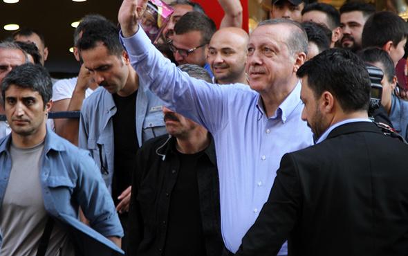 Erdoğan Rize-Artvin Havalimanı dolgu sahasını inceledi