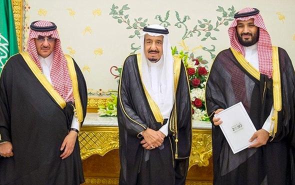 Suudi Arabistan prensine suikast girişimi kral tahtı bırakabilir!