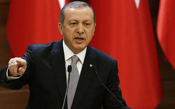 Erdoğan: Bunu yapan karşısında beni bulur!