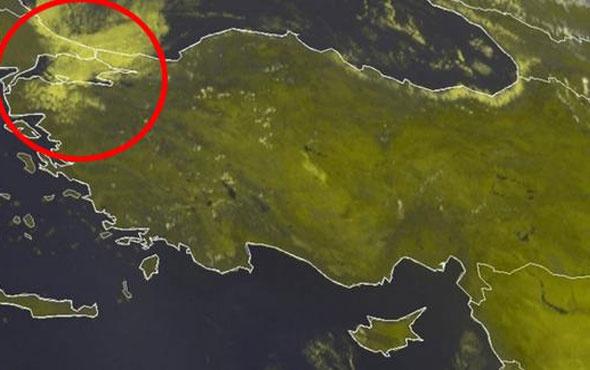 Hava durumu şaşırttı İşte İstanbul'daki serinliğin sebebi
