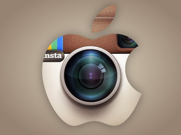 Apple inadını kırdı Instagram'a giriş yaptı