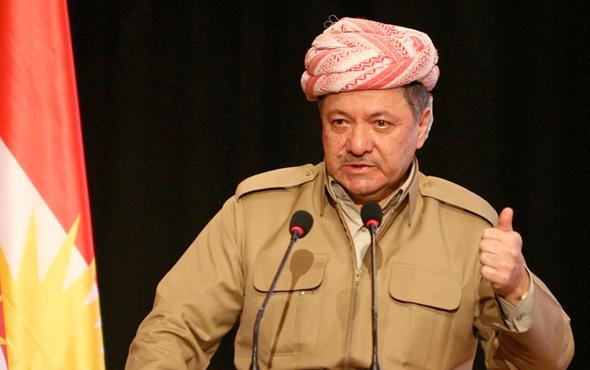 Barzani'den Kerkük için savaş mesajı