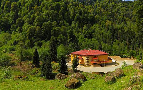 Karadeniz'in en iyi 10 oteli