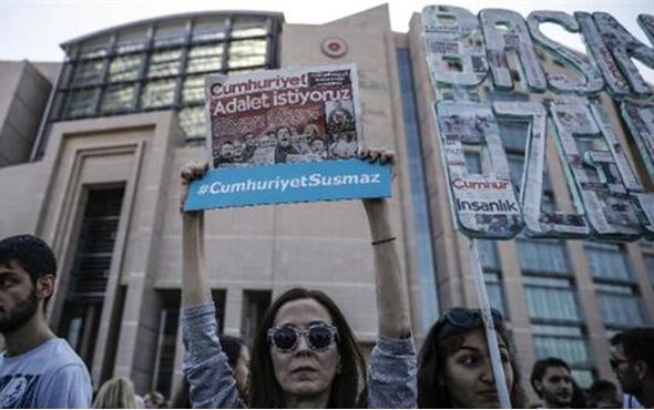 Cumhuriyet gazetesi davasında yeni duruşma karar bekleniyor