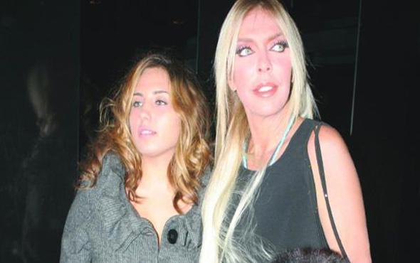 Ahu Tuğba, Miami'deki kızı Anjelik'e ulaşamıyor