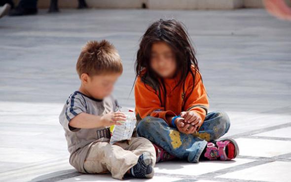 Suriyeli çocukları kiralayıp dilendiriyorlar