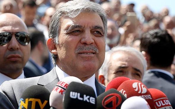 Abdullah Gül'den darbe mesajı! Büyük acılar yaşattı