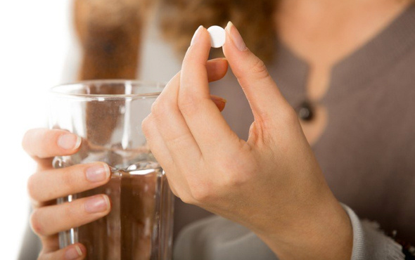 Diş çürüklerinden aspirinle kurtulun
