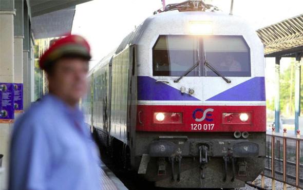 Yunanistan'ın demiryolları İtalyan'ların oldu