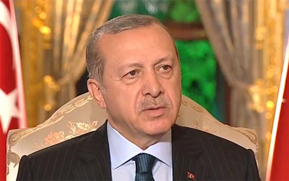 Erdoğan'dan Barzani'ye referandum tepkisi