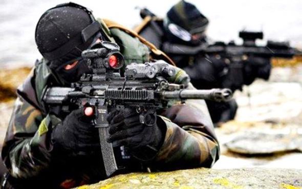 Hakkari'de terör operasyonu teröristler böyle etkisiz hale getirildi