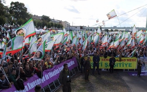 Almanya'dan küstah 'Öcalan' açıklaması!