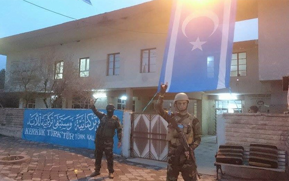 Kerkük'te Türk partisine silahlı saldırı