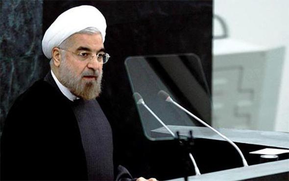 Ruhani'den Trump'a nükleer resti