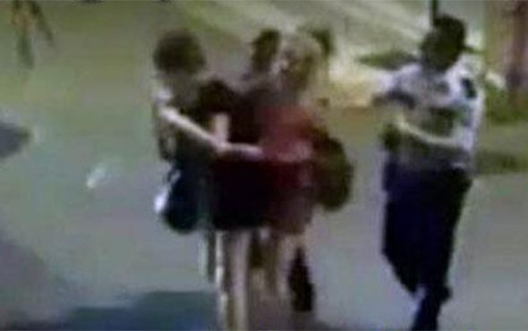 Tacize uğrayan kızları dövmüştü: O polis için flaş gelişme!
