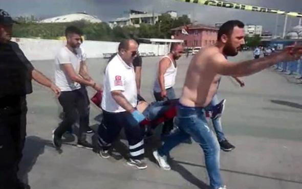 Çağlayan Adliyesi'nde mafya çatışması!
