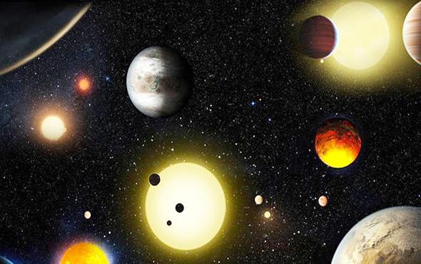 Güneş Sistemi'nde ilk kez görüntülendi eşsiz keşif